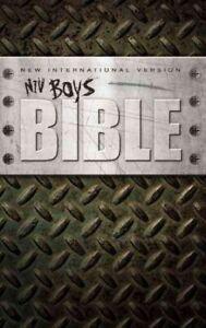 NIV-Boys-Bible-New-International-Version-Hardcover-by-Zondervan-Publishing