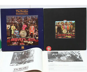 The-Beatles-Sgt-Peppers-Lonely-Hearts-Club-Band-CD-HMV-Complete-Box-Set-UK-1987
