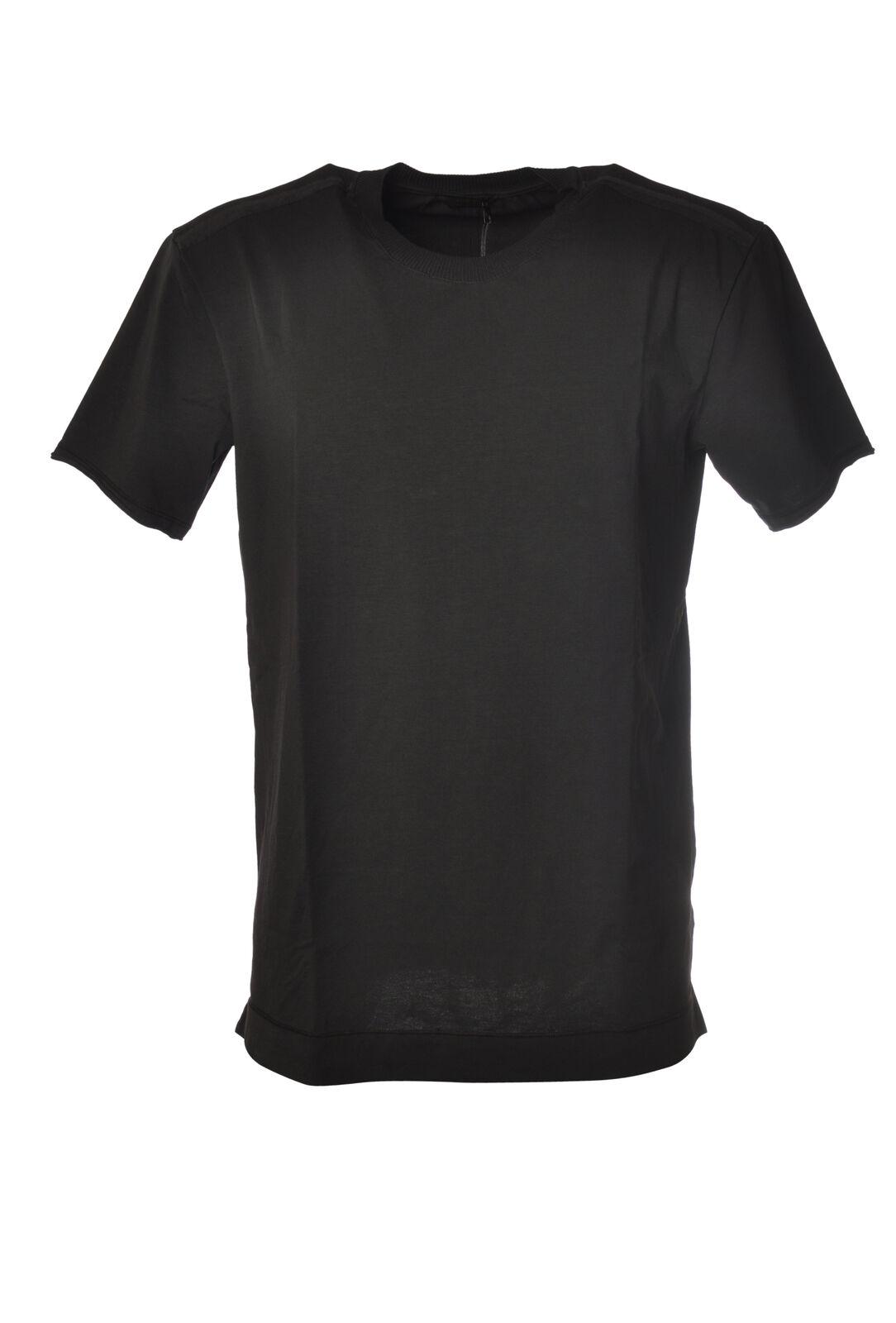 Hosio - Topwear-T-shirts - Mann - Schwarz - 5824012M183542
