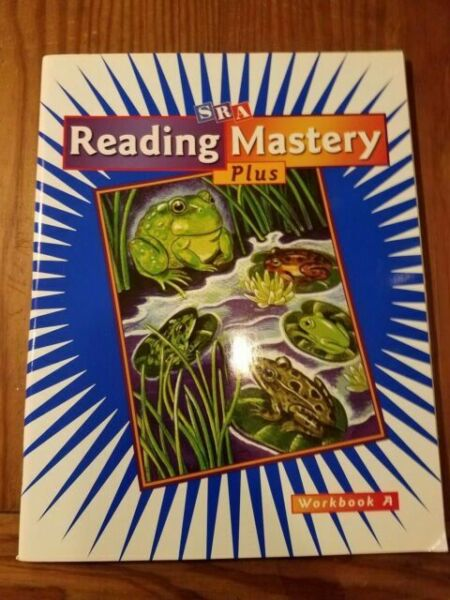 SRA Reading Mastery Plus Level 3 Student Workbook a for ...