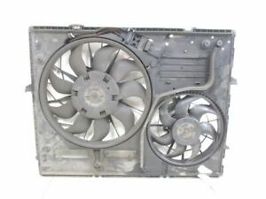 Radiator Fan Motor Cooler Shroud Fan VW Touareg (7LA,236.7oz6,236.7oz7) 2.5 R5