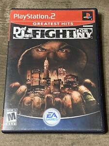 Def Jam: Fight for NY (PlayStation 2, 2004)