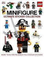 LEGO® Minifigure Ultimate Sticker Collection  Stickerbuch