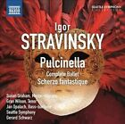 Igor Stravinsky: Pulcinella; Scherzo fantastique (CD, Dec-2012, Naxos (Distributor))