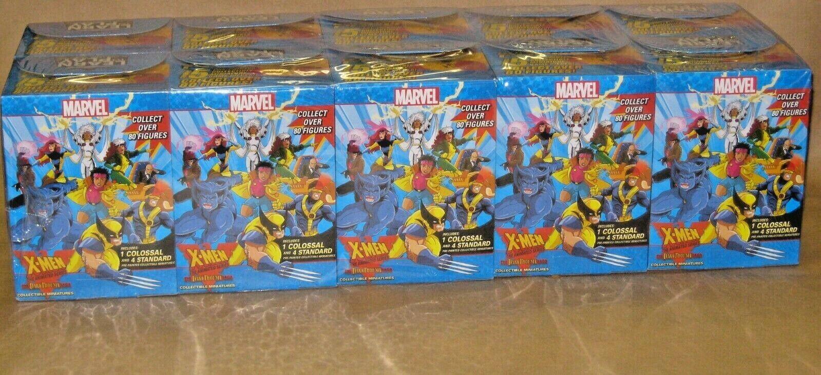 14600 Marvel HeroClix – X-Men  the Animated Series, the Dark Phoenix Saga