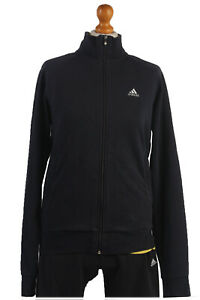 Vintage-90s-ADIDAS-CASUALS-RETRO-JACKET-TRACKSUIT-TOP-Navy-Chest-40-039-039-SW1343