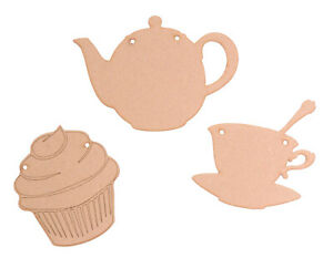 Wooden-MDF-Teapot-Bunting-with-Teacup-and-Cupcake-Craft-Shapes-Tea-Party-Bunting