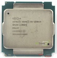 Intel Xeon OEM E5-2696 V3 SR1XK 2.3GHz 18Core 45MB 145W LGA2011-3 Processor CPU