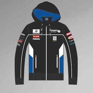 Official Michael Dunlop Team Hawk Bmw Team Sweatshirt