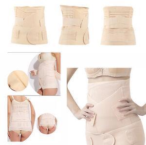 Postpartum Postnatal After C section Support Belt, Belly ...