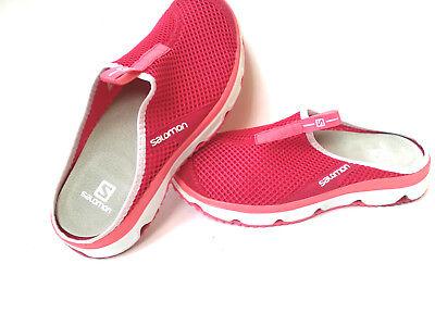 Salomon RX Slide 3.0 Lotus PinkWhiteMadde Women 40 23 Badeschuh   eBay