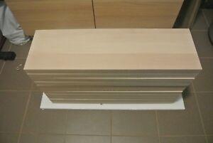 13 stair treads - first class european beech wood, 40mm thick