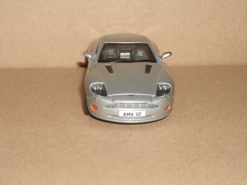Sammlung Modellauto ASTON MARTIN V12 VANQUISH von DeAgostini 1:43 # 33 NEU!