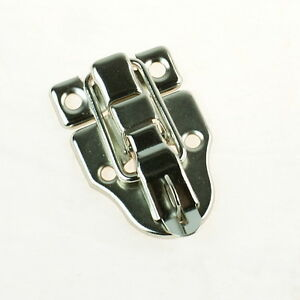 Drawbolt Closure Latch For Guitar Case /musical Cases ,6420b Nickle Yauspvro-07171758-225452658