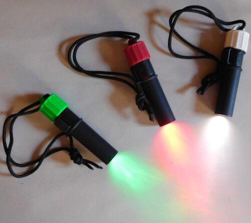 SERE 70 lumière DEL système rouge kit de survie Tâche Lampe PML et zone lumineuse