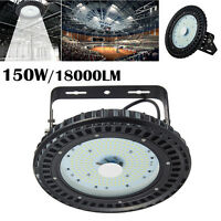 150w Ufo Led High Bay Light Gym Factory Warehouse Shed Lighting Industrial Lamp