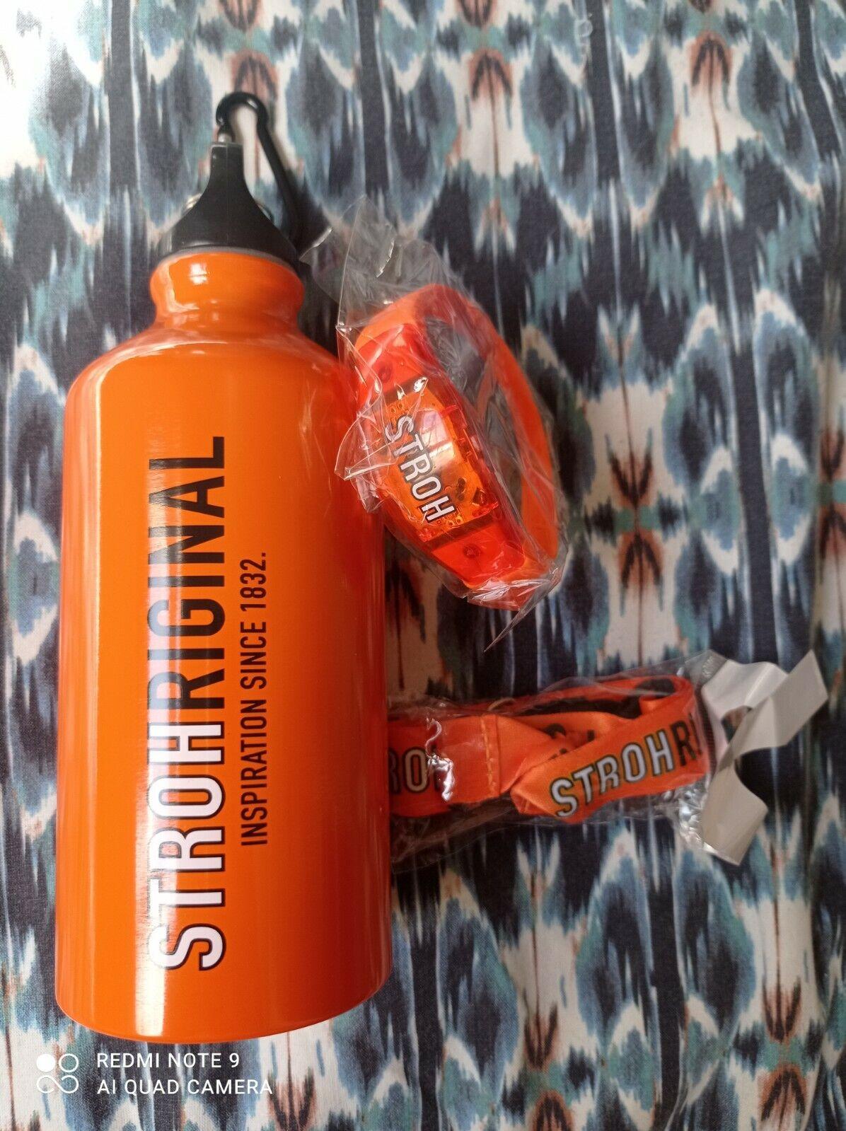 Lanyard, Bracelet, Bottle 500ml. for Sport, Hiking or for a Present