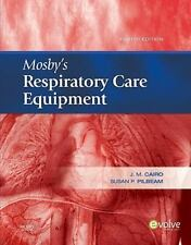 Mosby's Respiratory Care Equipment-ExLibrary