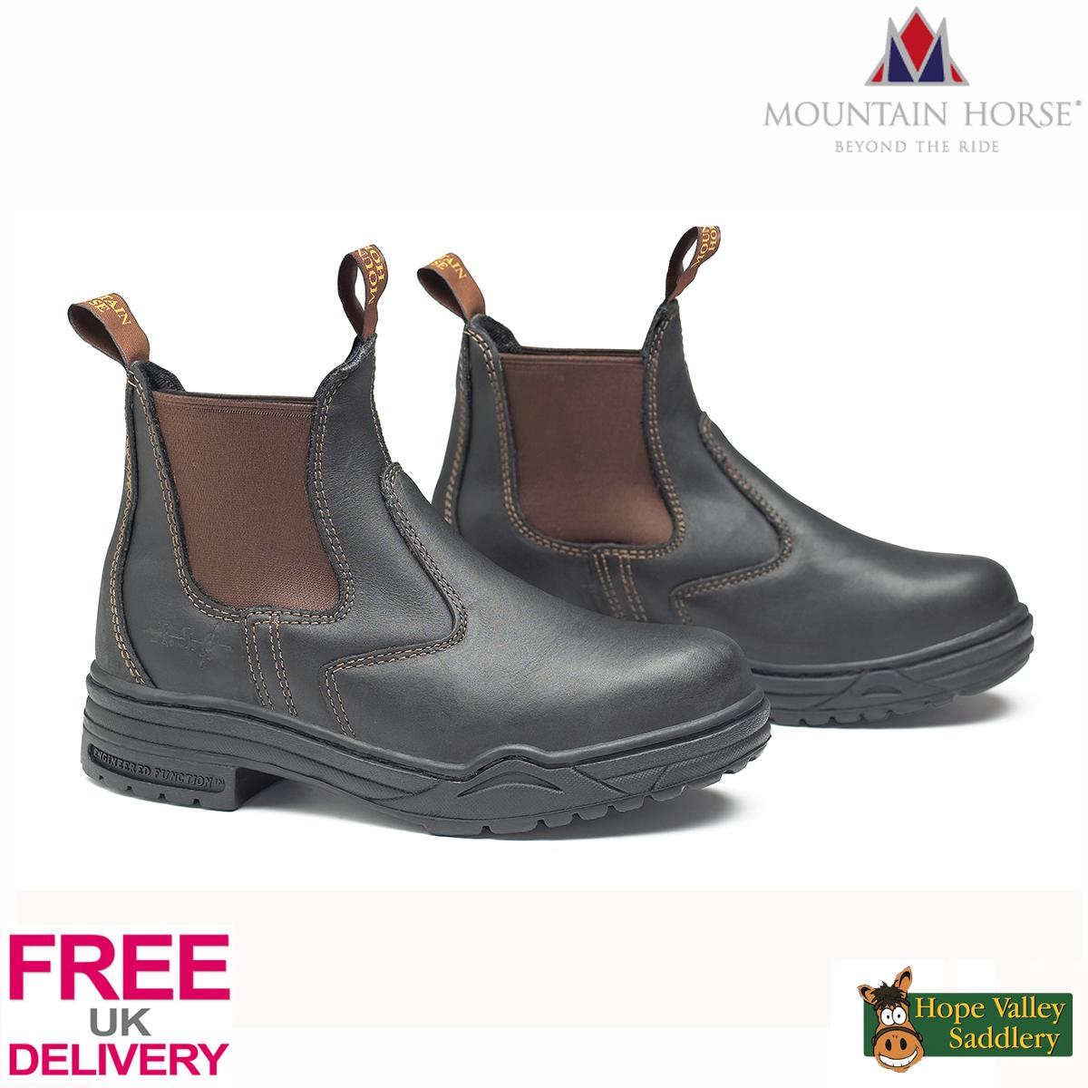 Mountain horse protective ** jodhpur boot ** protective free uk livraison ** 7e42af