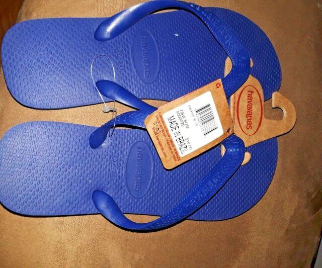 ed889fa8b Havaianas Unisex Top Flip Flop in Marine Blue Size 6m 7 8w US 37 38 ...