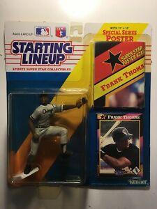 Frank Thomas Chicago White Sox 1992 Starting Lineup Figure