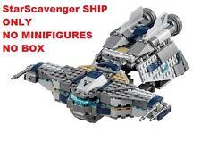 LEGO Star Wars 75147 StarScavenger SHIP ONLY New Bricks No Minifigures No Box