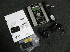 Used Roland V-Drum TD-9 Module w/ mount DHL Free tracking ship