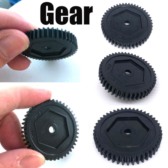 2 RC Car C28163 Machined 23T Output Gear for Traxxas TRX-4 Scale /& Trail Crawler