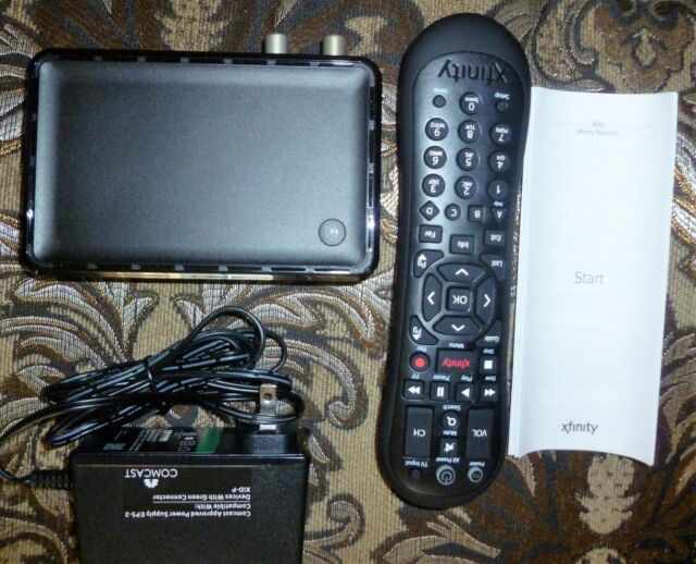 Details about Xfinity XiD-P Comcast Set Top Cable Box Pace PXD01ANI New w/  EPS-2 AC Adapter