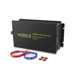 1000W-Pure-Sine-Wave-Inverter-12-24-48V-DC-to-120-220V-AC-Power-Inverter-Convert