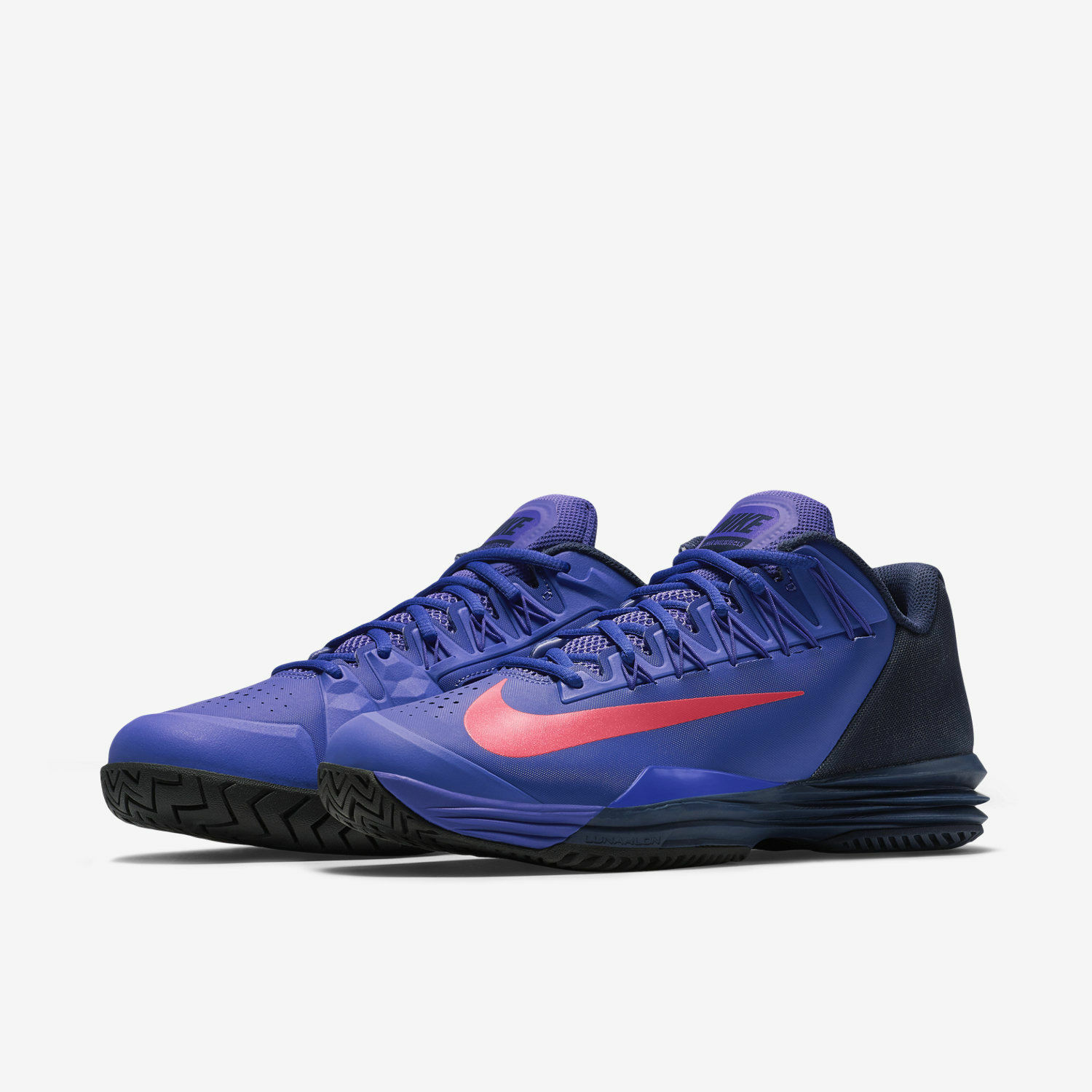 Nike Lunar Ballistec 1.5 Men's Shoes Persian/Violet 705285-584  SIZE 15