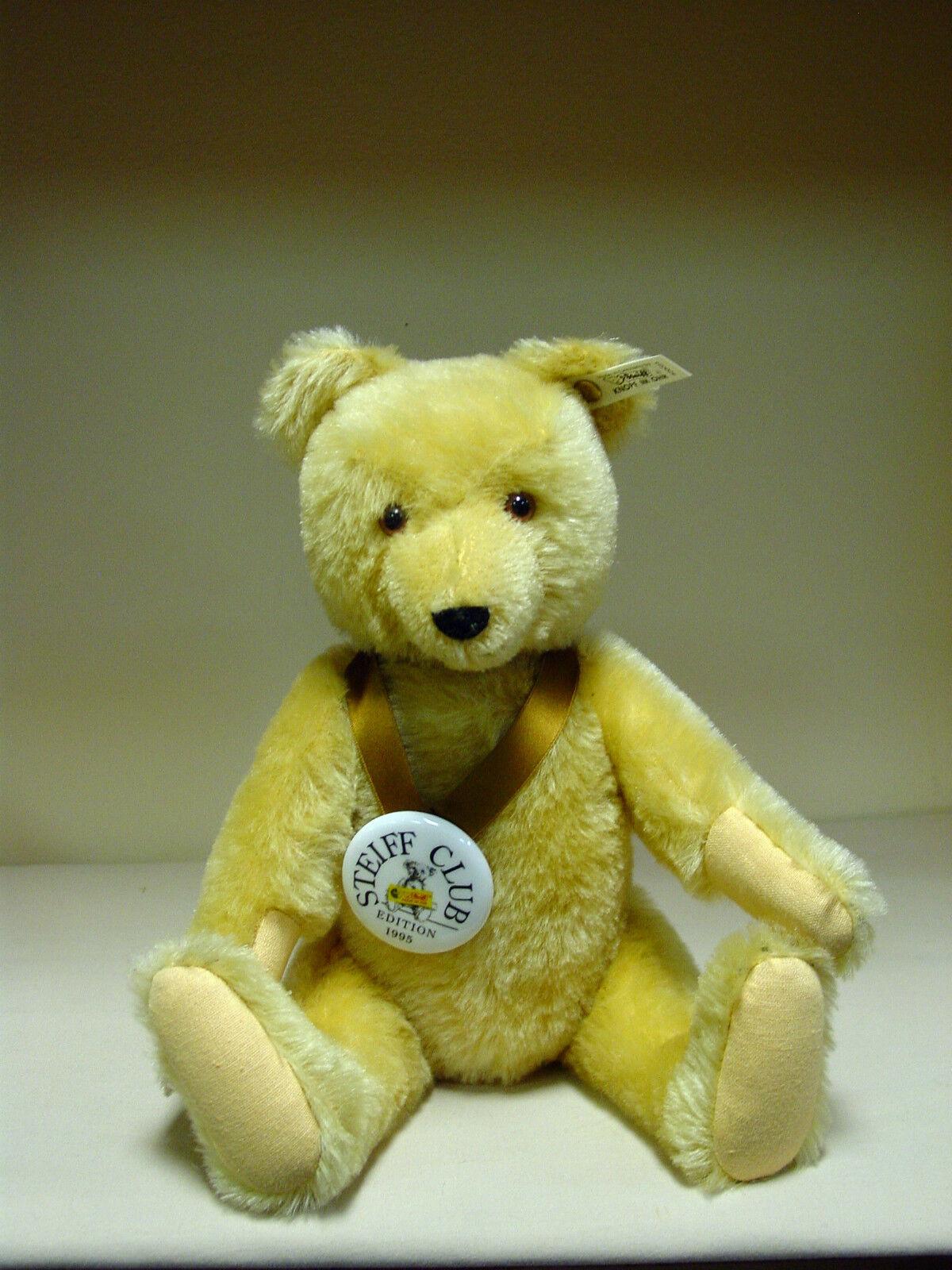 Steiff - 1995 Steiff Club Bear - Baby Bear - Replica 1946 -  420054
