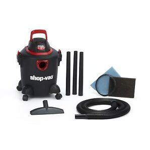 Shop-Vac 203-05-00 - Black/Red - Wet/Dry Cleaner