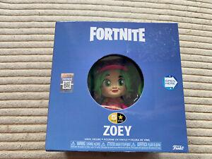 Funko Fortnite 5 Star Zoey Vinyl Figure BRAND NEW