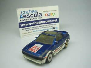 1-64-Matchbox-USADO-USED-REF-145-Toyota-MR2-W10-1-56-cochesaescala