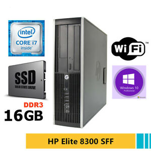 PC-RICONDIZIONATO-HP-ELITE-8300-SFF-QUAD-CORE-i7-SSD-250GB-RAM-16GB-WI-FI-WIN-10