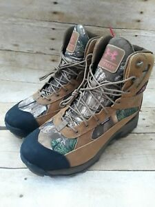 under armour waterproof hiking boots