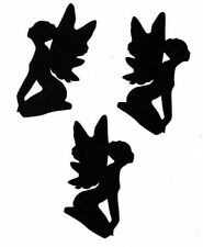 Die Cut Outs Silhouette Movie Couples Shapes x 22 Valentines Weddings Fairy jar