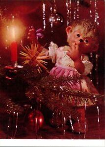 Mecki (Diehl-Film): Weihnachtsbaum schmücken mit Lametter und Stern 1975