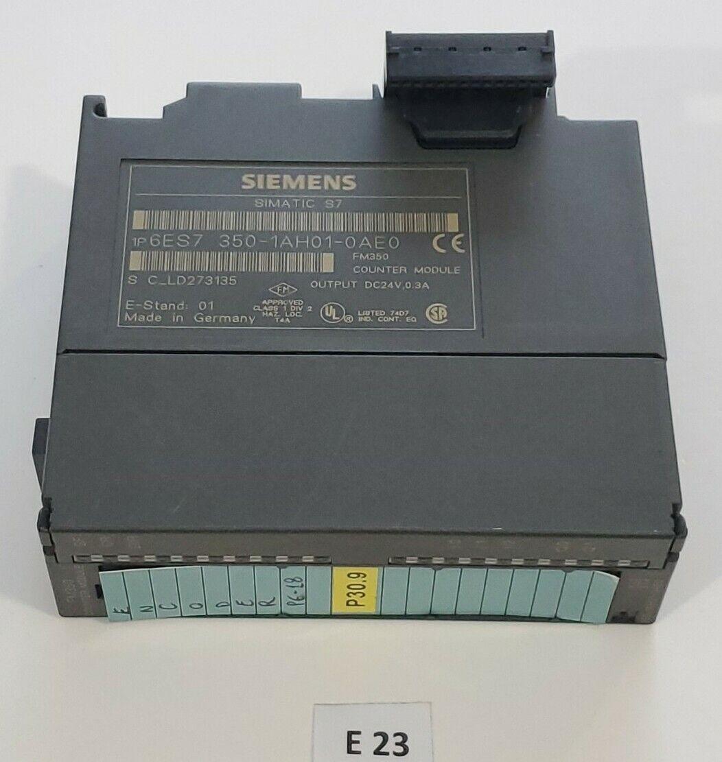 Siemens 6ES7 350-1AH01-0AE0 Counter Module for sale online