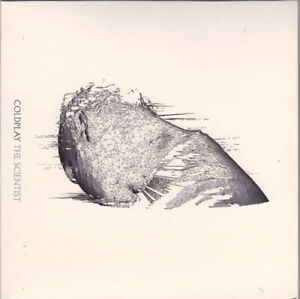 """COLDPLAY - The Scientist  7"""" 45"""