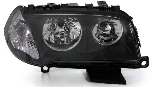 Fari h7 h7 con motore LWR NERO DESTRO PER BMW x3 e83 04-06