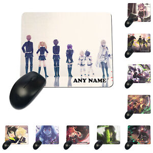 Personalized-Customized-Seraph-Of-The-End-Mouse-Pad-Mousepad-PC-Mat