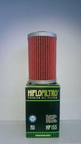 Hiflofiltro EO Quality Oil Filter (HF155) Fits KTM 390 Duke (2014 to 2019)