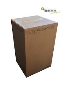 Harman Kardon HKTS 200 BQ Lautsprechersy<wbr/>stem 2.1 (schwarz) Fachhandel B-Ware