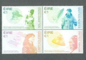Ireland-Space-Exploration-Moon-Landing-set-mnh-2019-Neil-Armstrong-Astronauts