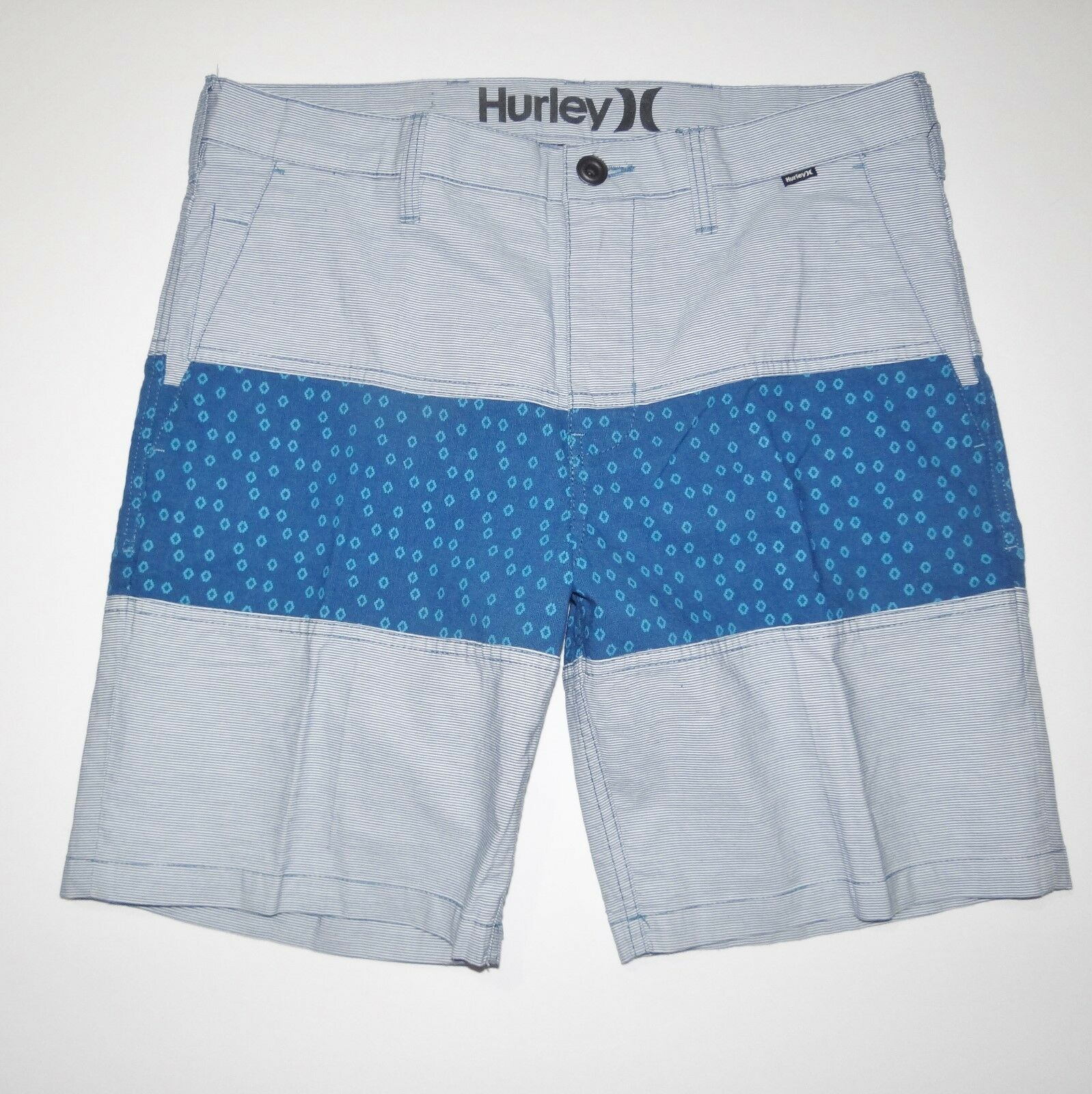 a6d9911b66ff91 New Mens 19 Cotton Casual Walk Shorts Size 32 Hurley Loma ...