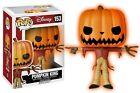 Nightmare Before Christmas Pumpkin King Pop Figur 9 Cm Glow In The Dark