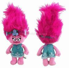 "Dreamworks Trolls Princess Poppy Plush Toy 12"" Stuffed Animal Toy"