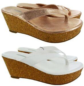 platform wide fit heels